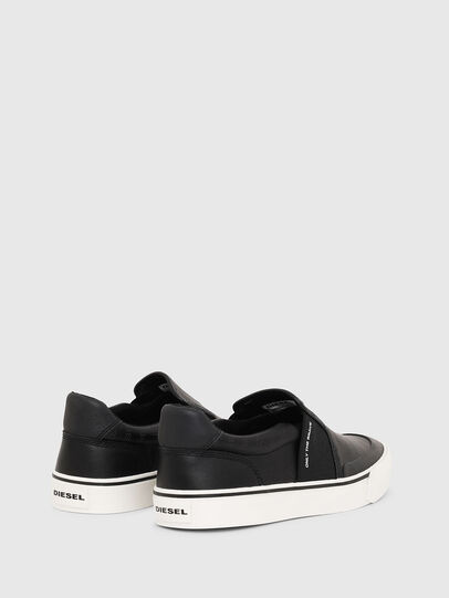 Diesel - S-FLIP SO, Black - Sneakers - Image 3