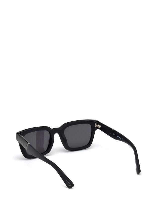 Diesel - DL0231, Black - Eyewear - Image 2