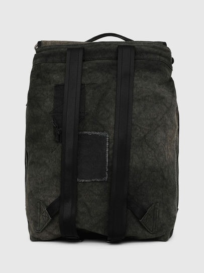 Diesel - VOLPAGO BACK, Black - Backpacks - Image 2