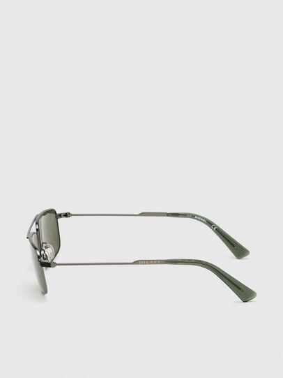 Diesel - DL0308, Black/Grey - Sunglasses - Image 3
