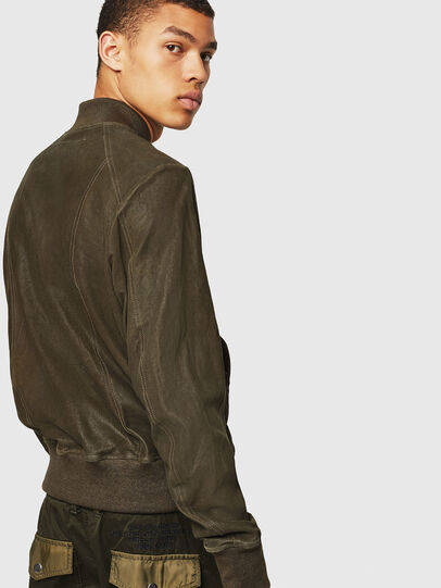 Diesel - L-NIKOLAI,  - Leather jackets - Image 4