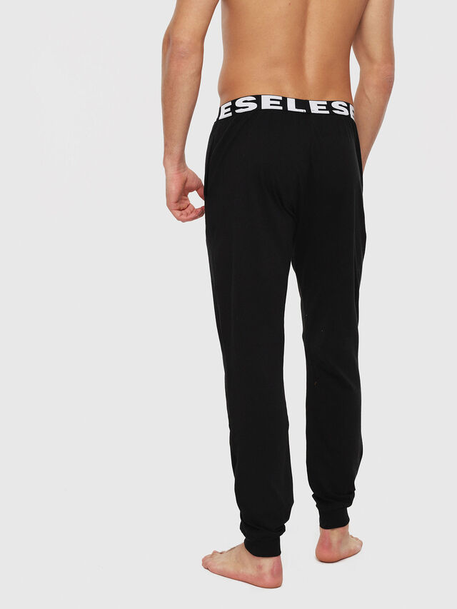 Diesel UMLB-JULIO, Black - Pants - Image 2