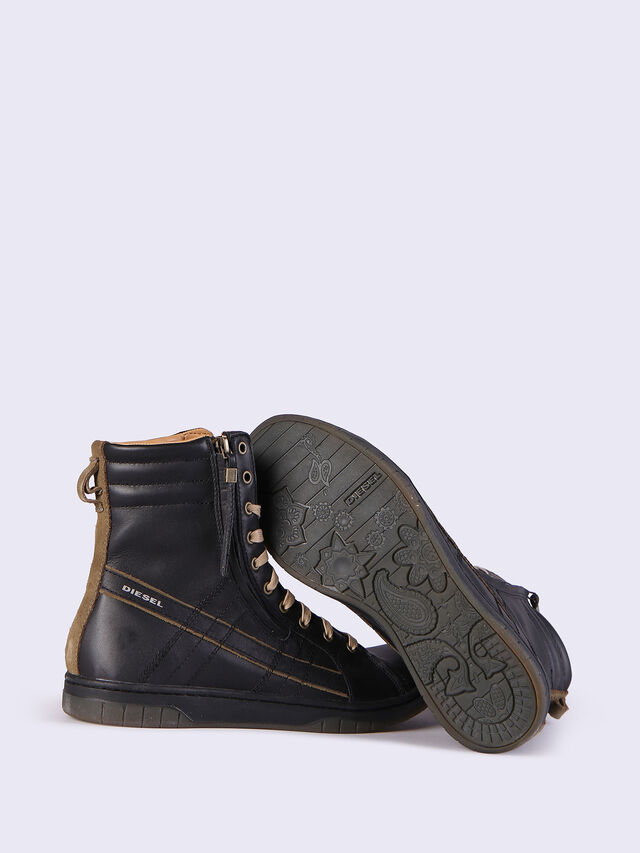 D-VALADIUM, Black/Brown