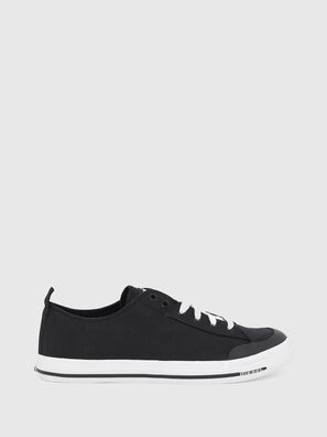 S-ASTICO LOW CUT, Black - Sneakers