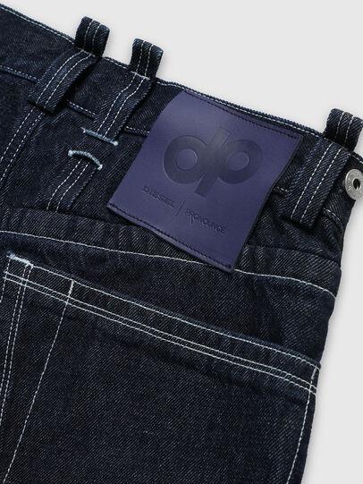 Diesel - PR-PT01A, Dark Blue - Shorts - Image 5