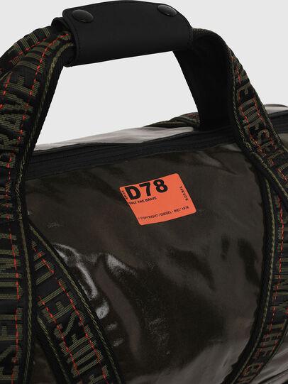 Diesel - ARMDUFFLE, Olive Green - Travel Bags - Image 6
