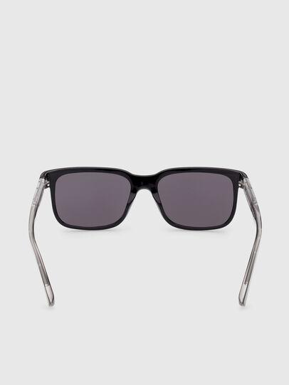 Diesel - DL0341, Black - Sunglasses - Image 4