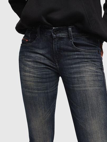 Diesel - D-Ebbey 069FX, Dark Blue - Jeans - Image 3