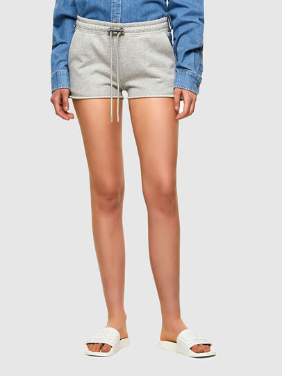 Diesel - S-PAM, Blue/Grey - Shorts - Image 1