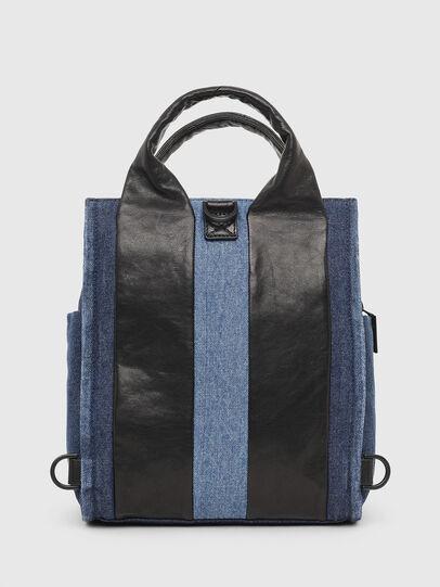 Diesel - GAYA, Blue Jeans - Crossbody Bags - Image 2
