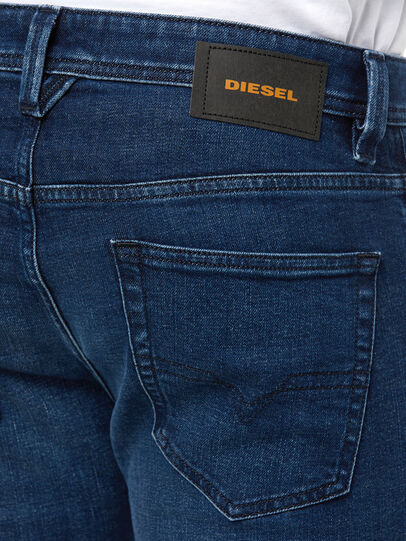 Diesel - Larkee 009ER, Dark Blue - Jeans - Image 4