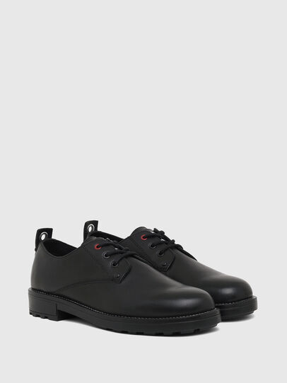 Diesel - D-THROUPER DBS, Black - Lace Ups and Mocassins - Image 2