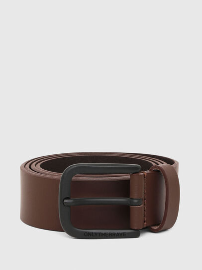 Diesel - B-BOLDY, Brown - Belts - Image 1