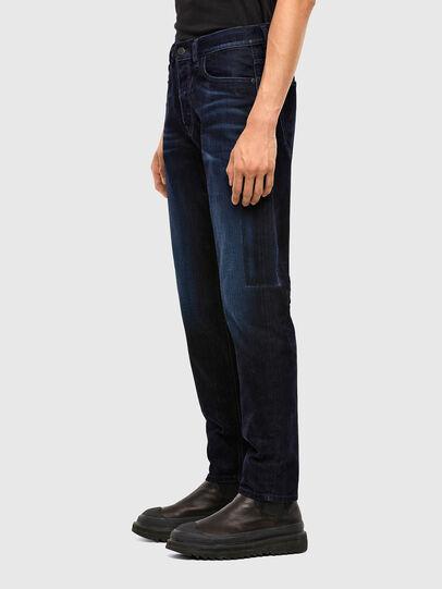 Diesel - D-Vider 009KU, Dark Blue - Jeans - Image 7