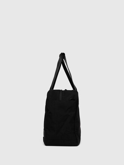 Diesel - SOLIGO, Black - Travel Bags - Image 3