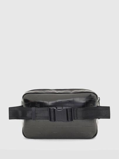 Diesel - X-BOLD BELTBAG PK, Black - Belt bags - Image 2