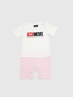 JEKKY-NB, Pink/White - Jumpsuits