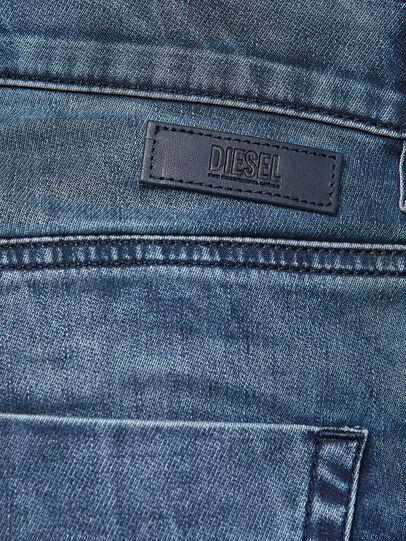 Diesel - KRAILEY JoggJeans® 069NZ, Medium blue - Jeans - Image 4