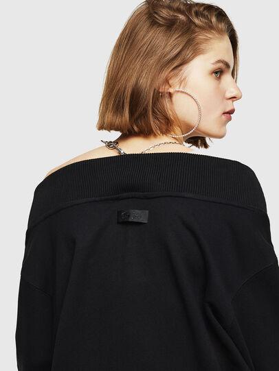 Diesel - D-MOEANU, Black - Dresses - Image 4