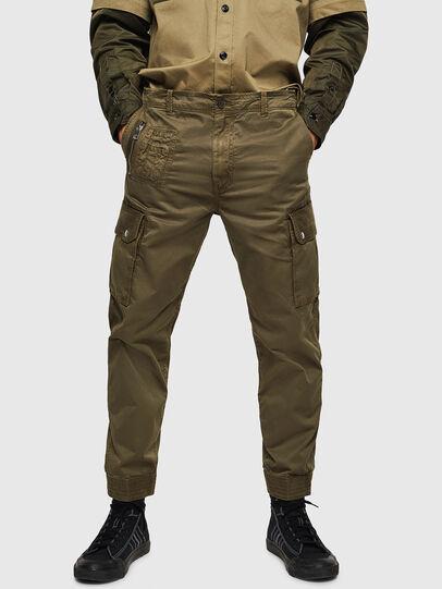 Diesel - P-PHANTOSKY, Military Green - Pants - Image 1