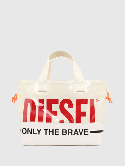 Diesel - ASTI, White - Shopping and Shoulder Bags - Image 1