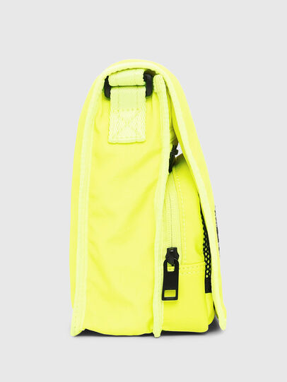 Diesel - ANKO, Yellow Fluo - Crossbody Bags - Image 3