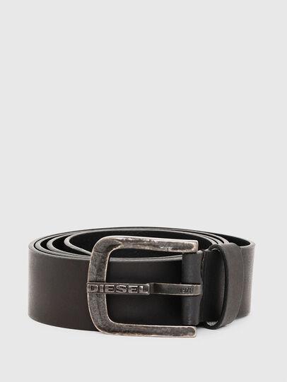 Diesel - B-DART, Black - Belts - Image 1