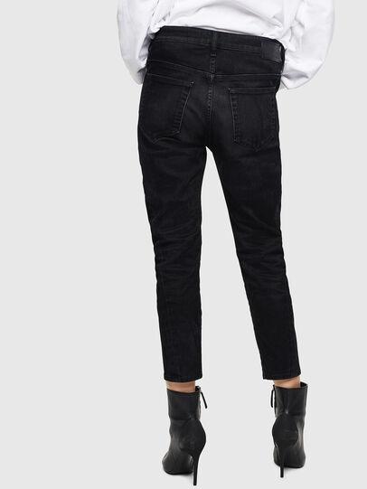 Diesel - Fayza 0091I, Black/Dark grey - Jeans - Image 2
