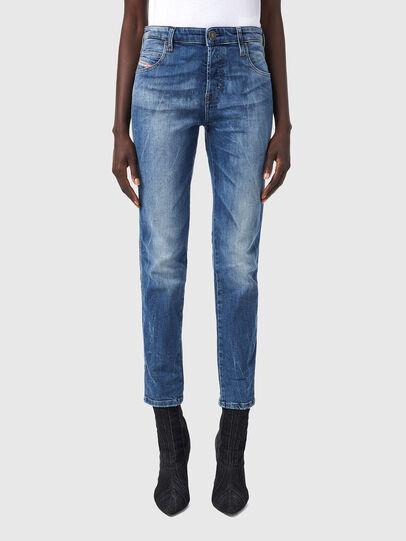 Diesel - Babhila Z09PK, Medium blue - Jeans - Image 1