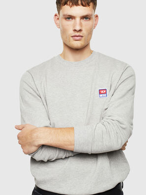 S-GIR-DIV-P, Grey - Sweaters