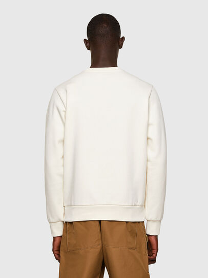 Diesel - S-GIRK-A74, White - Sweaters - Image 2