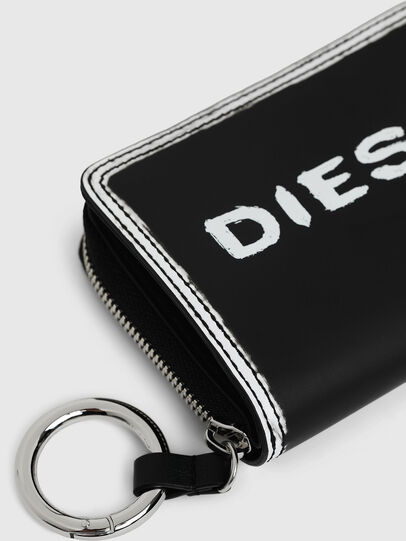 Diesel - BUSINESS II, Black/White - Small Wallets - Image 5