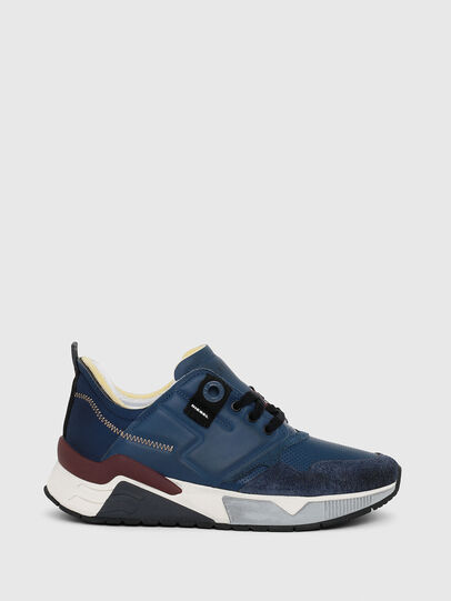 Diesel - S-BRENTHA LC, Blue - Sneakers - Image 1
