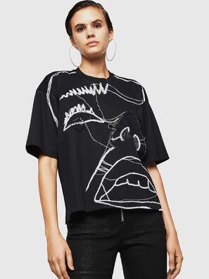 TELIX, Black - T-Shirts