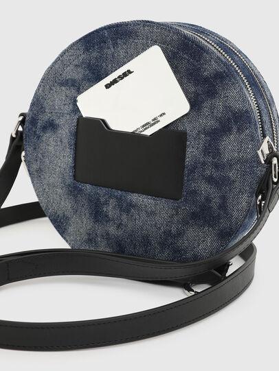 Diesel - OPHITE, Grey/Blue - Crossbody Bags - Image 5