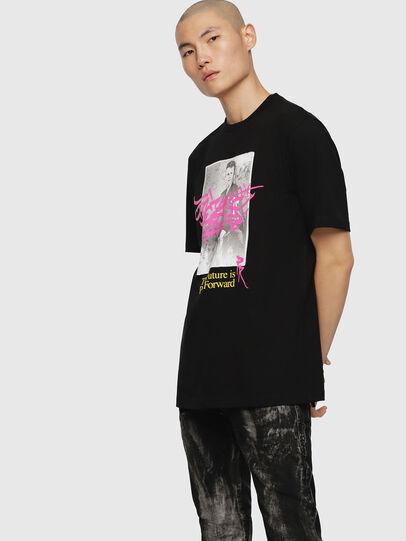 Diesel - T-JUST-YC,  - T-Shirts - Image 1