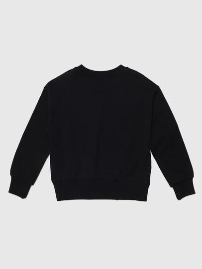 Diesel - SMAGDAYD, Black - Sweaters - Image 2