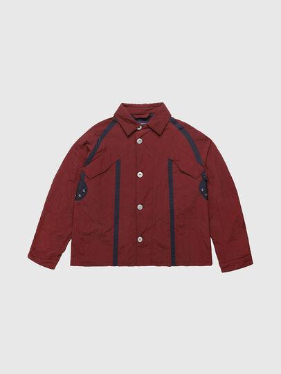 Diesel - PR-JK03, Red - Jackets - Image 1