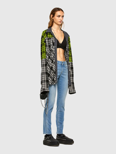 Diesel - Sandy 009CT, Light Blue - Jeans - Image 5