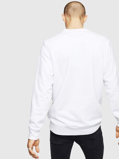Diesel - S-GIR-DIVISION, White - Sweaters - Image 2