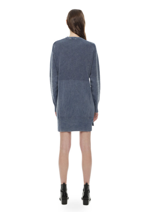 Diesel - DELAS, Light Blue - Dresses - Image 2