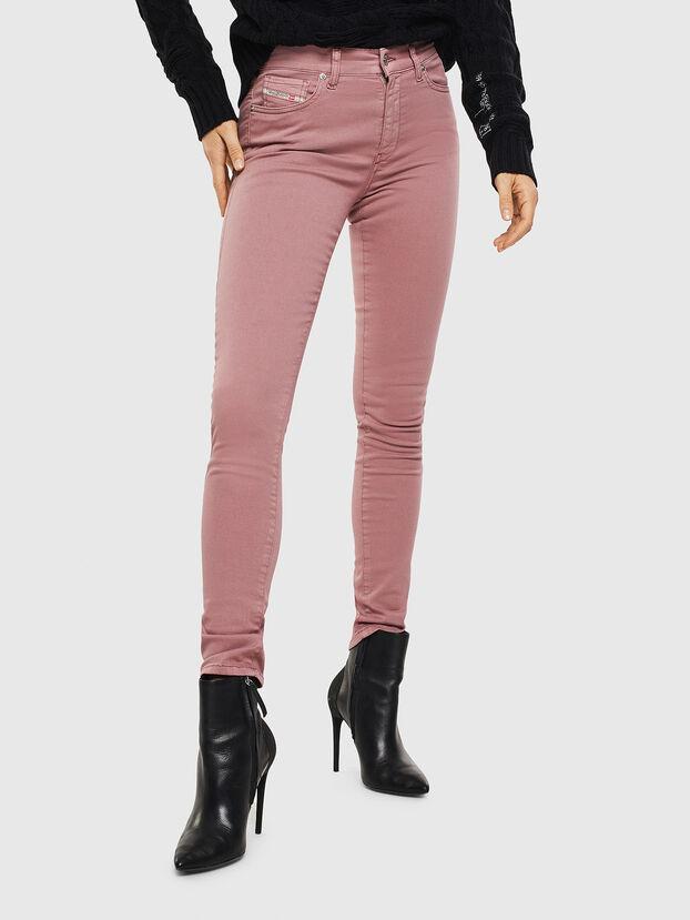 D-Roisin 0096H, Hot pink - Jeans