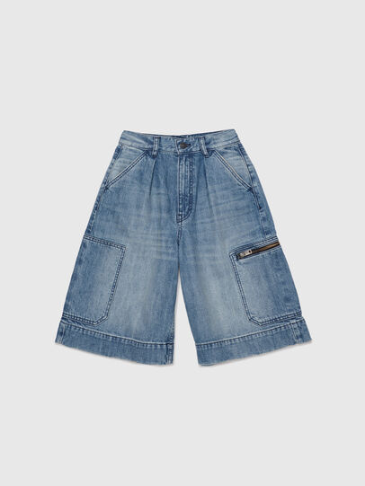Diesel - PDESJO, Light Blue - Pants - Image 1