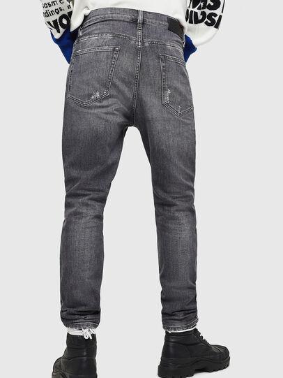 Diesel - D-Eetar 0890F, Light Grey - Jeans - Image 2