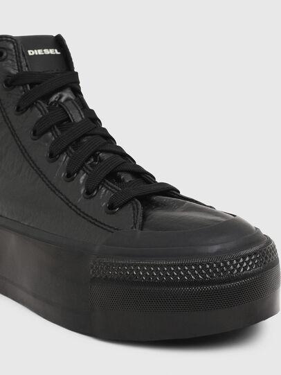 Diesel - S-ASTICO MC WEDGE, Black - Sneakers - Image 5