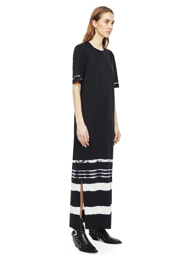 Diesel - DANKA, Black/White - Dresses - Image 5