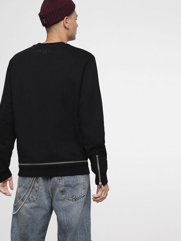 S-ROUND-ZIP,  - Sweaters