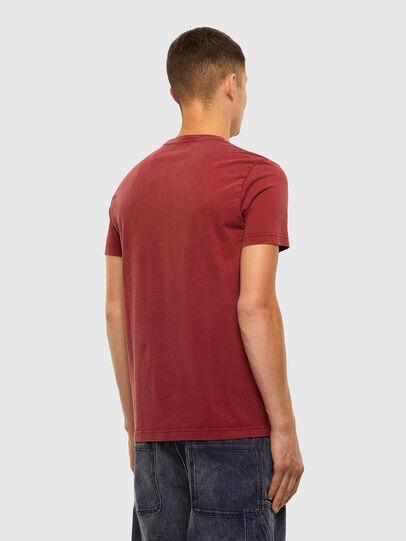 Diesel - T-DIEGOS-N31, Red - T-Shirts - Image 2