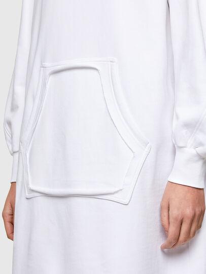 Diesel - D-ILSE-TWIST-RAW-COP, White - Dresses - Image 3