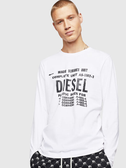 Diesel - T-DIEGO-B6-LONG,  - T-Shirts - Image 1